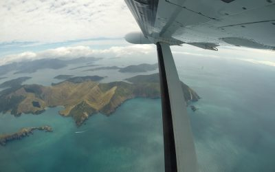 Wellington and the Marlborough Sounds