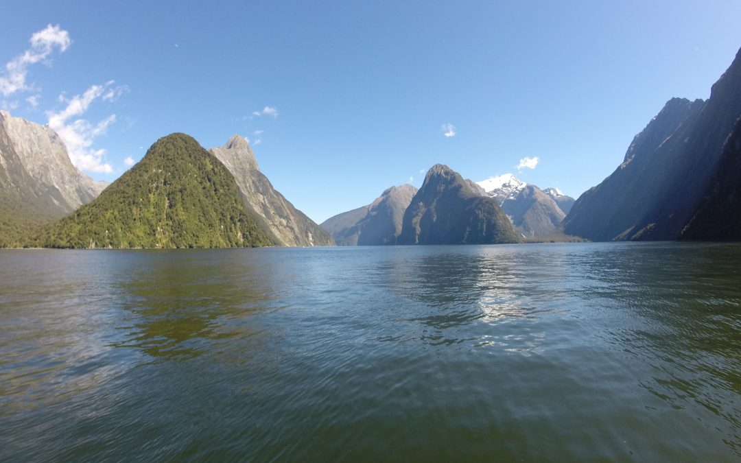 Exploring Queenstown and Milford Sound